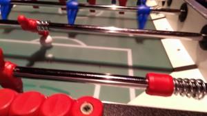 Spielszene aus dem Töggelichaschten
